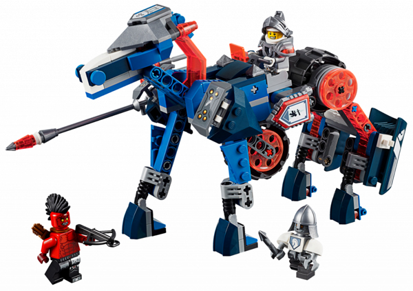 LEGO-Nexo-Knights-Lance's-Mecha-Horse-set-70312-sold-by-Brick-Loot