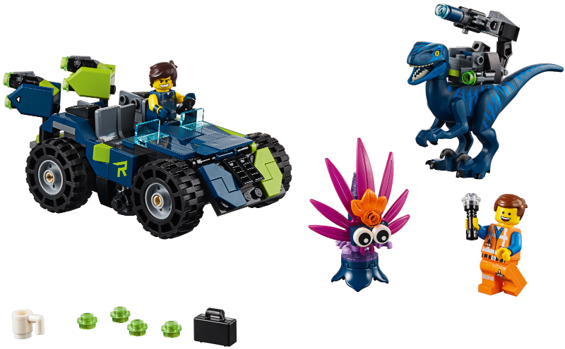 LEGO-The-LEGO-Movie-2-Rex's-Rex-treme-Offroader-set-70826-sold-by-Brick-Loot