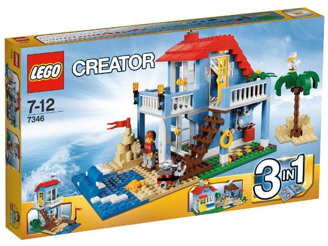 LEGO Creator Seaside House set 7346