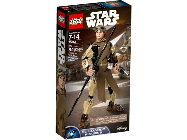 LEGO Buildable Figures: Star Wars Episode 7: Rey set 75113
