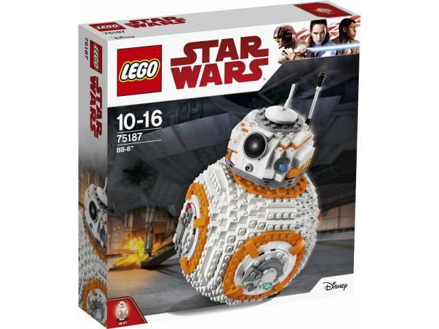 LEGO Star Wars Episode 8: BB-8 set 75187