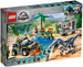 LEGO Jurassic World: Legend of Isla Nublar: Baryonyx Face-Off: The Treasure Hunt set 75935