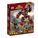 LEGO Super Heroes: Avengers Infinity War: The Hulkbuster Smash-Up set 76104
