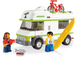 LEGO Recreation: Camper 7639 - CEO Parker's LEGO Collection - Used LEGO Complete