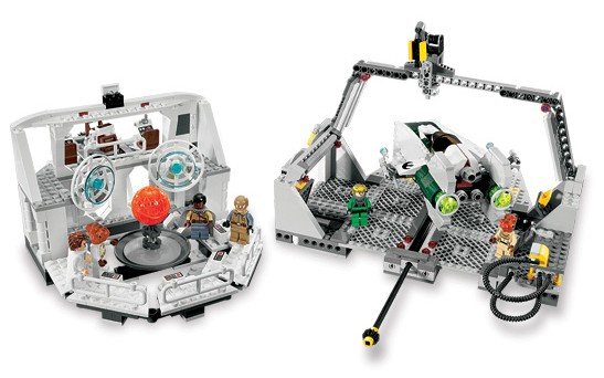 LEGO Star Wars Home One Mon Calamari Star Cruiser - Limited Edition set 7754