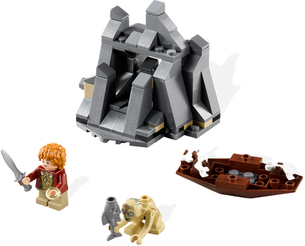LEGO The Hobbit and the Lord of the Rings: Riddles for The Ring 79000 - CEO Parker's LEGO Collection - Used LEGO Complete