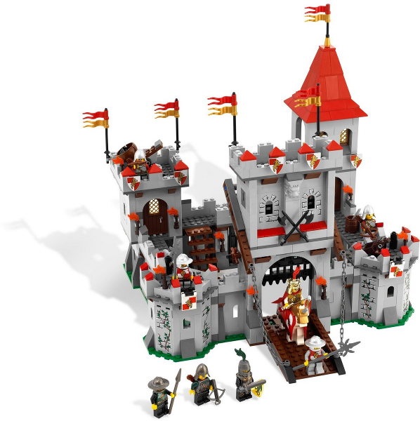 LEGO Castle Kingdoms: King's Castle 7946 - CEO Parker's LEGO Collection - Used LEGO Complete