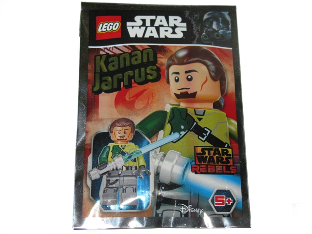 LEGO Polybag -  Star Wars Rebels: Kanan Jarrus foil pack 911719