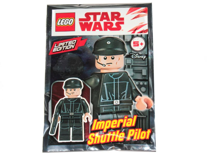 LEGO Polybag -  Star Wars Rogue One: Imperial Shuttle Pilot foil pack 911832
