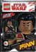 LEGO Polybag -  Star Wars Episode 7: Finn foil pack 911834