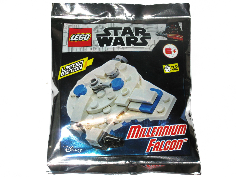 LEGO Polybag -  Star Wars Solo: Millennium Falcon #2 Foil pack 911949