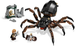 LEGO The Hobbit and the Lord of the Rings: Shelob Attacks 9470 - CEO Parker's LEGO Collection - Used LEGO Complete
