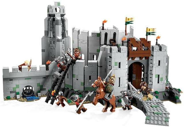 LEGO-The-Hobbit-and-the-Lord-of-the-Rings-The-Battle-of-Helm's-Deep-set-9474-sold-by-Brick-Loot