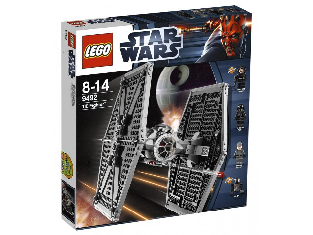 LEGO Star Wars Episode 4/5/6: TIE Fighter set 9492
