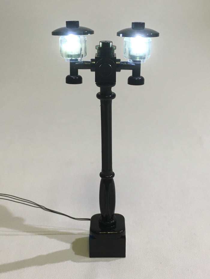 LED Street Lamps - Create Your Own LED String - works with LEGO bricks - by Brick Loot
