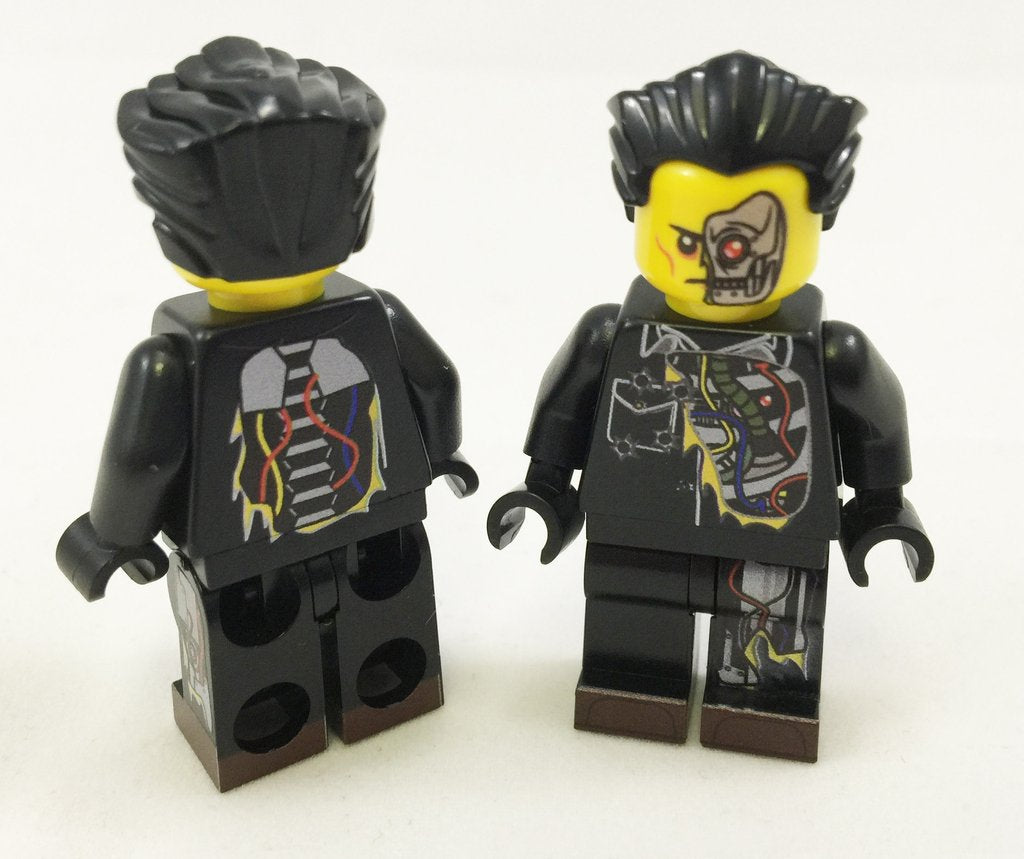 Custom LEGO Minifigure BUNDLE - Pick 3 - Brick Loot Exclusives