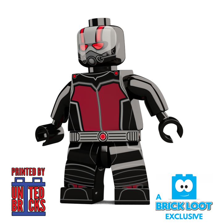 Brick-Loot-Exclusive-Vermin-Man-Custom-LEGO-Minifigure