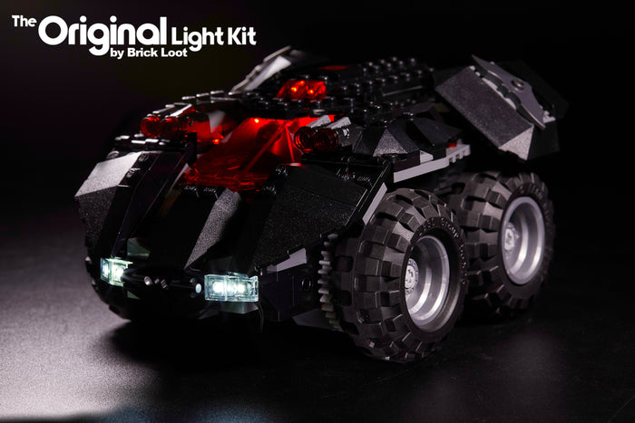 LED Lighting Kit for LEGO App-Controlled Batmobile 76112