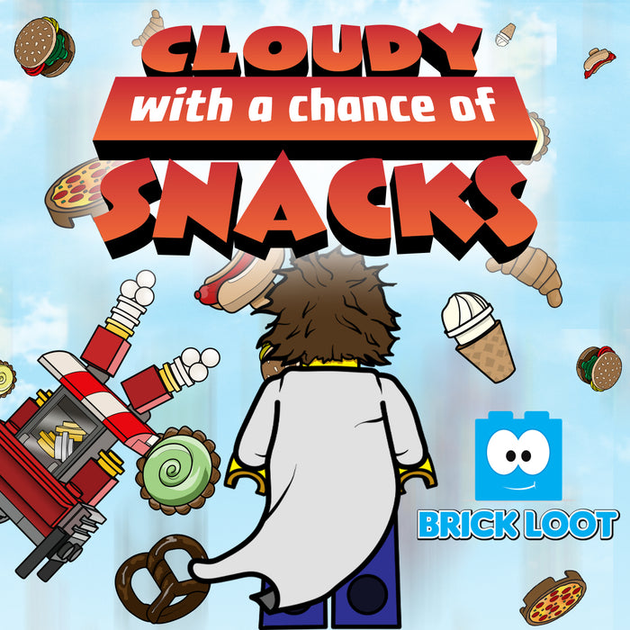 Brick Loot Box  - Cloudy with a chance of snacks