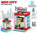 Brick-Loot-Mini-City-Auto Repair-100%-LEGO-Compatible-Bricks