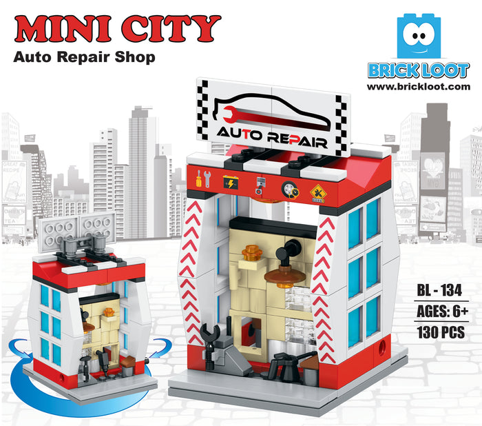 Mini City - Auto Repair Shop