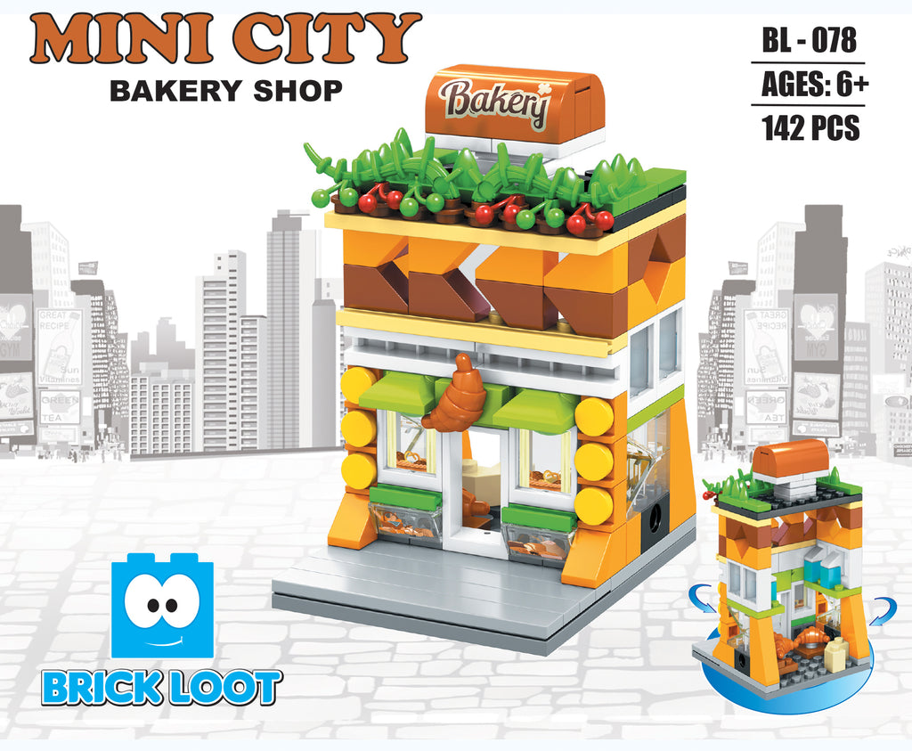Mini City - Bakery