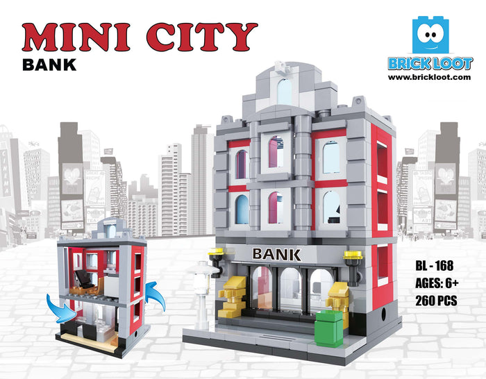 Mini City - Bank