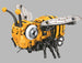 Bee Honeybee Building Set With Motor by Brick Loot set 1141