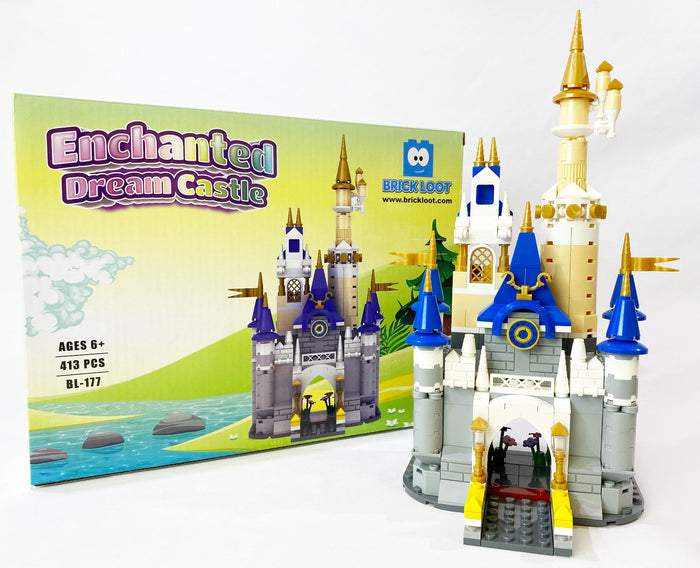 Enchanted Dream Castle Brick Set