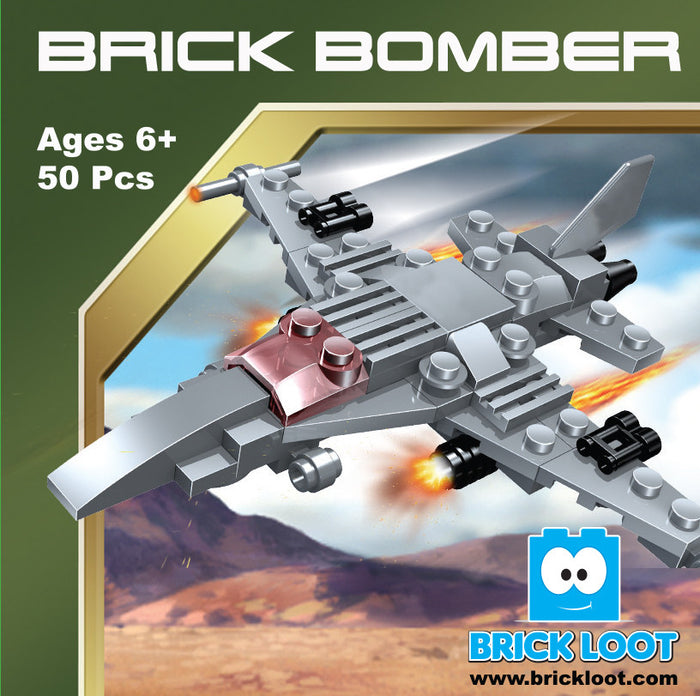 Brick Bomber Set