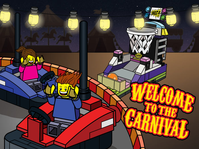 Brick Loot Box  - Welcome to the Carnival