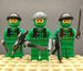 Brick Loot Exclusive LEGO Minifigures and Mega 86 Pack LEGO Compatible Minifigure Weapons (sold separately)