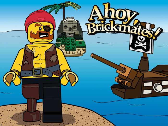 Brick Loot Box  - Ahoy Brickmates
