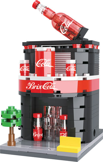 Mini City - Brix Cola Shop
