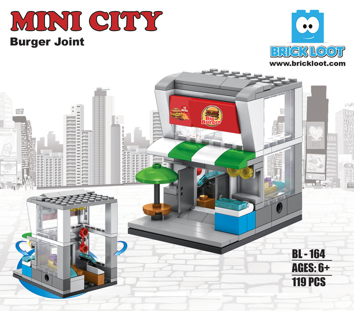 Mini City - Burger Joint