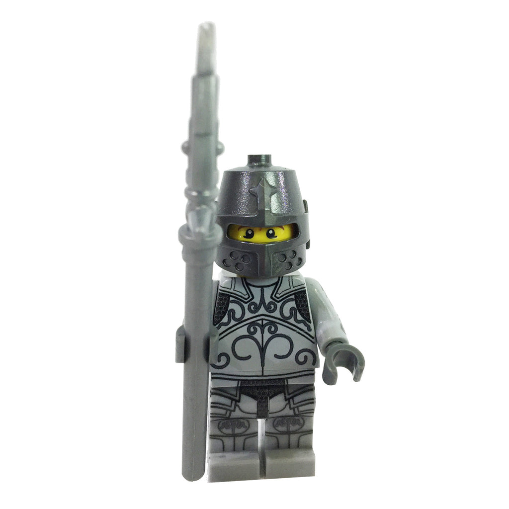 Brick Loot Exclusive Sir Dablock Custom Lego Minifigure Limited Editi