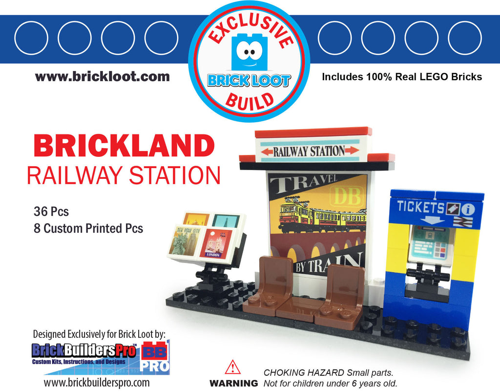 Brick-Loot-Railway-Train-Station-LEGO-Bricks