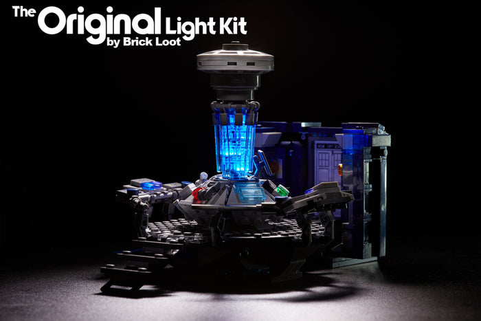 LED Lighting Kit for LEGO Doctor Who 21304