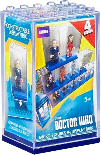 Doctor-Who-Series-4-Micro-Figures-In-Display-Brix-Case-Mystery-Blind-Box-sold-by-Brick-Loot
