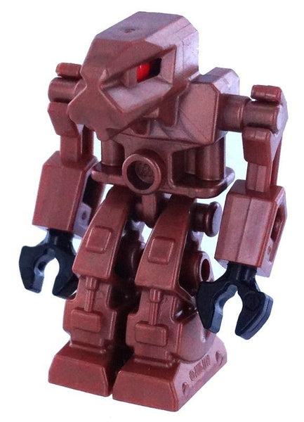 Led Shop Lights >> LEGO Minifigure Exo-Force Robot Iron Drone in Brown, Red ...