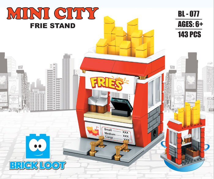 Mini City - Frie Stand