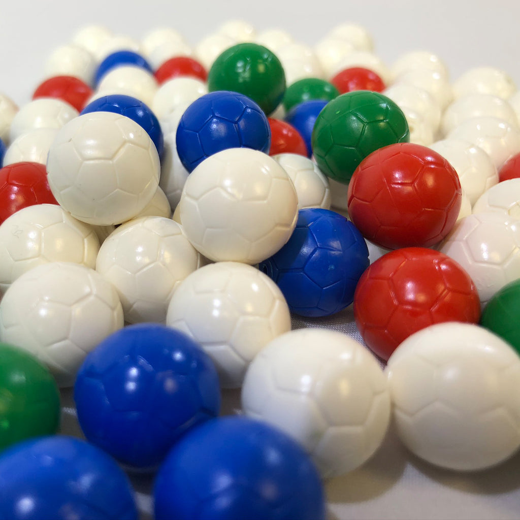 Soccer Balls for LEGO GBC - Great Ball Contraption Balls - GBC Balls - 72824 x45pb03 43702pb02 x45
