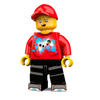 Brick Loot Exclusive Gamer Custom LEGO® Minifigure LIMITED EDITION
