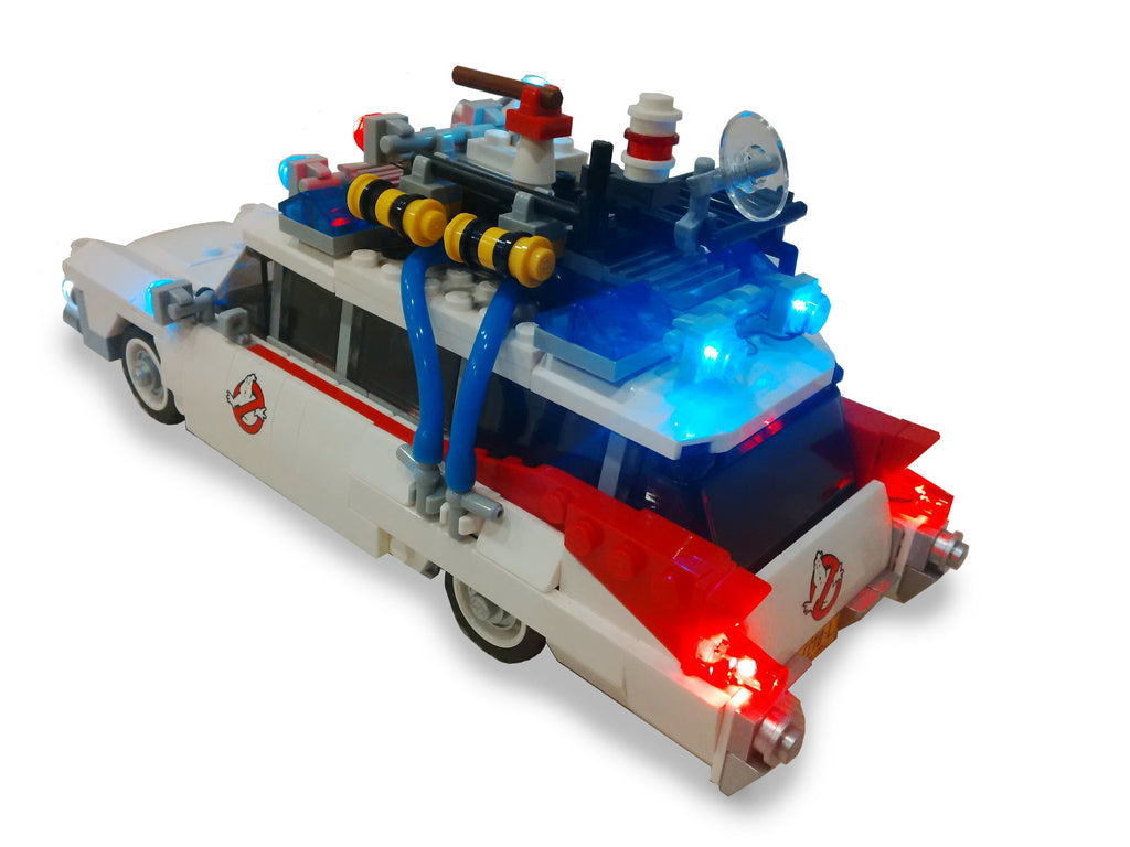 LED Lighting kit for LEGO® 21108 Ghostbusters™ Ecto-1