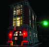 LED Lighting kit for LEGO® Ghostbusters Firehouse Headquarters 75827 - Amazing!