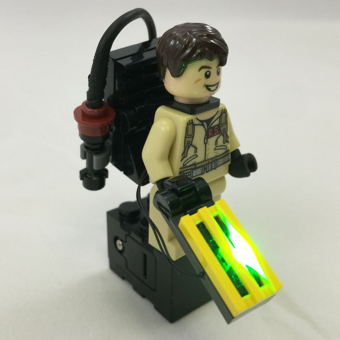 LED Lighting Kit - LEGO Ghostbusters Ghost Trap Light with 2x3 Battery Brick