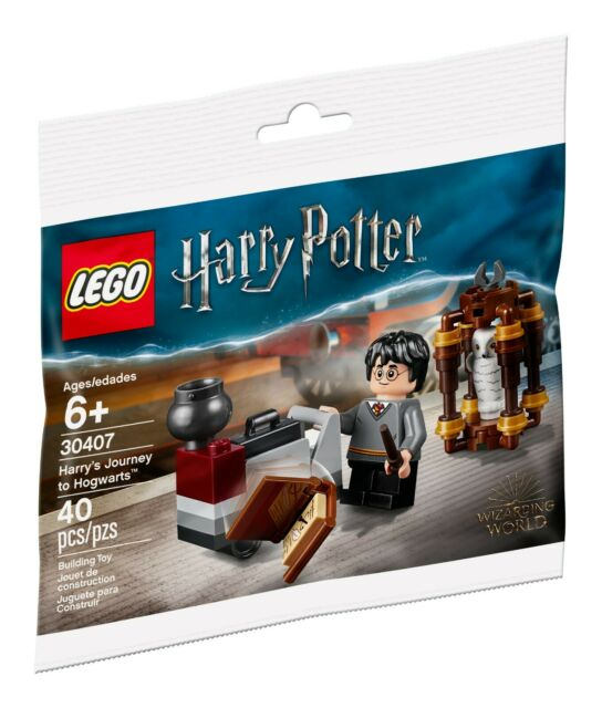 LEGO Polybag - Harry Potter - Harry's Journey to Hogwarts set 30407