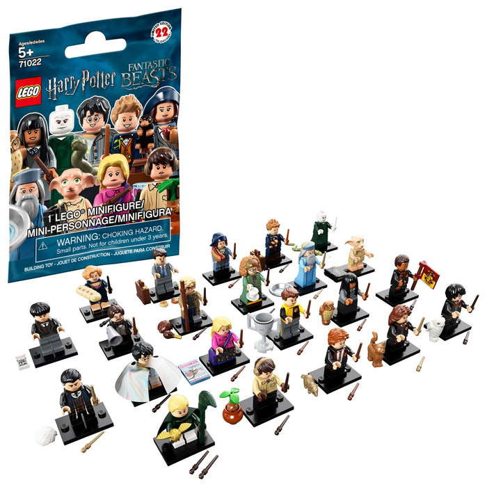 LEGO Series Minifigures - Harry Potter and Fantastic Beasts