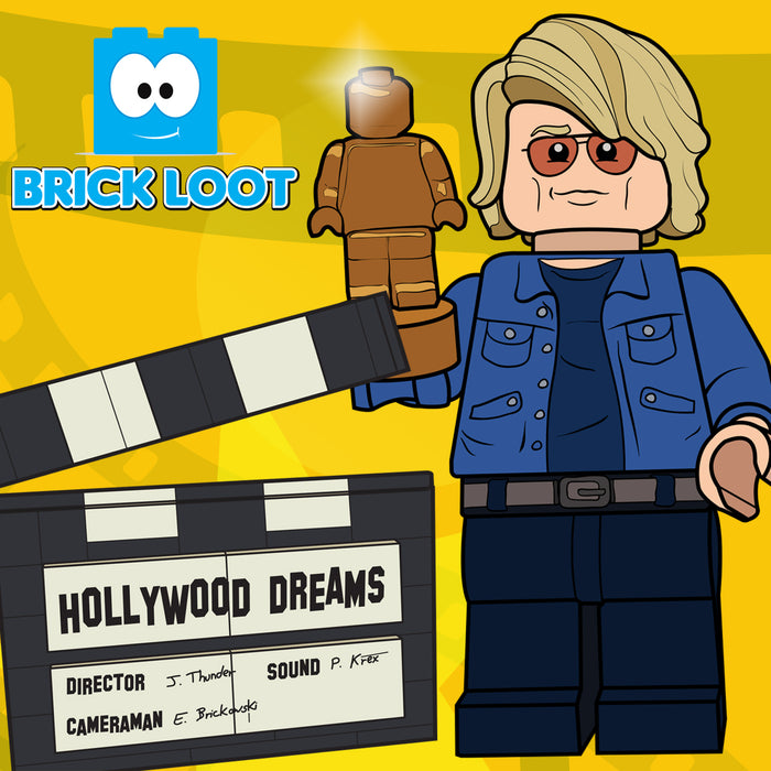 Brick Loot Box  - Hollywood
