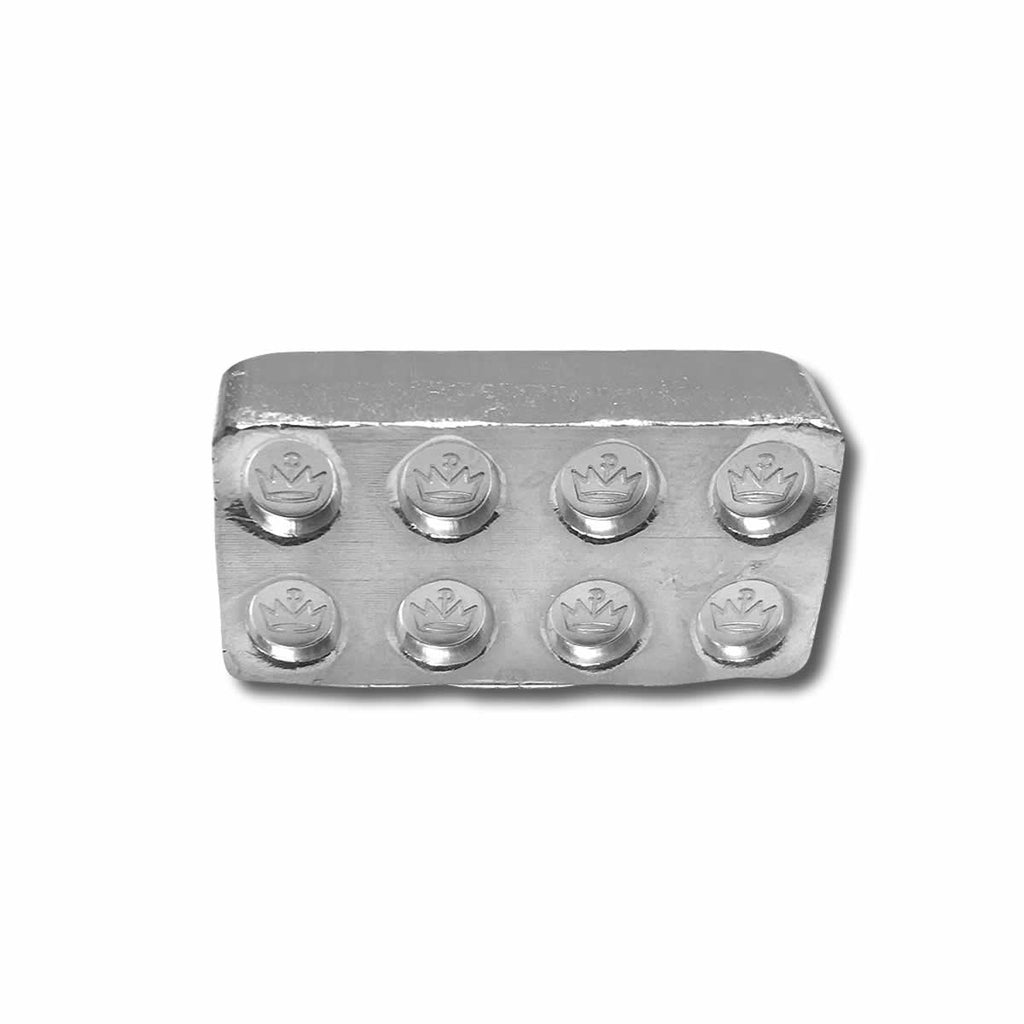 SOLID SILVER BRICKS! A FUN NEW ITEM!